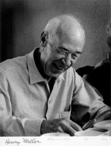 """Develop an interest in life as you see it; the people, things, literature, music - the world is so rich, simply throbbing with rich treasures, beautiful souls and interesting people. Forget yourself.""  ― Henry Miller"