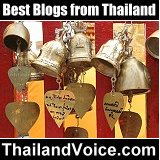 Go to: http://www.thailandvoice.com/thailand-blog-of-the-month/ to see the Thailand Blog of the month at Richard Barrow's site, Thailand Voice