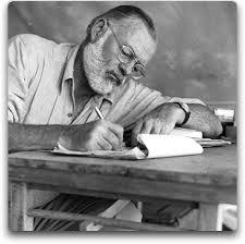 Ernest Hemingway - writing
