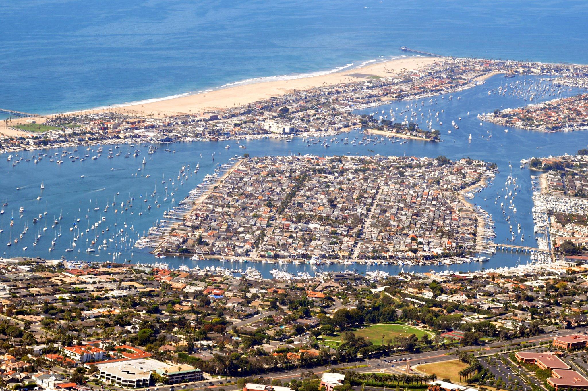 Newport Beach Ca