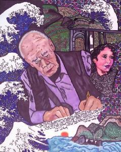 Henry Miller by Mia Malone Jennings