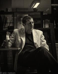 John Gartland (Photo by Eric Nelson)