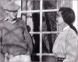 Henry Miller at Big Sur