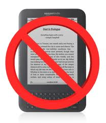 No Kindle