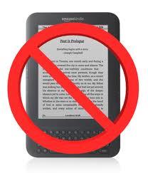 No Kindle