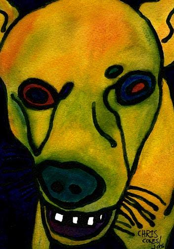Soi Dog #1 by Chris Coles