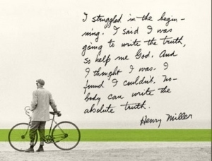 Henry Miller Quote August
