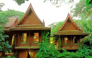 The Jim Thompson House located in Bangkok, Thailand is well worth a look