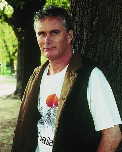 John Burdett author of