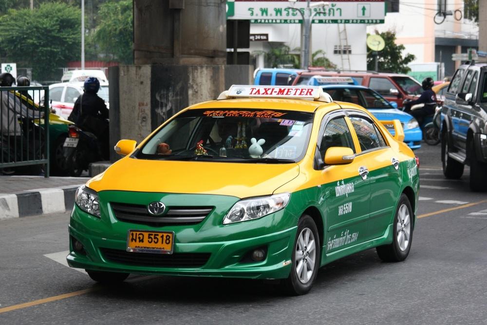 Bangkok Taxi Drivers ... Thank-you, Mr. Khemsak ... (1/4)