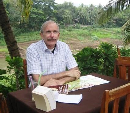 Author Dean Barrett