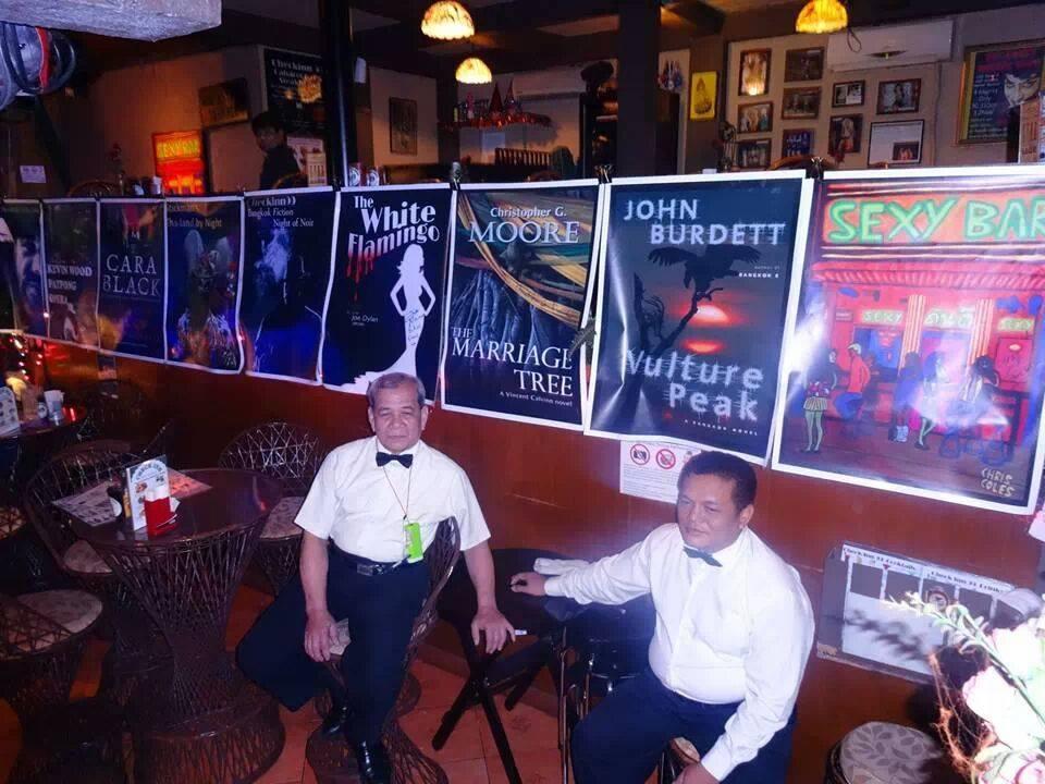 The Beat Goes On at Check Inn 99 ... Bangkok Night of Noir 2014 ...  (3/6)