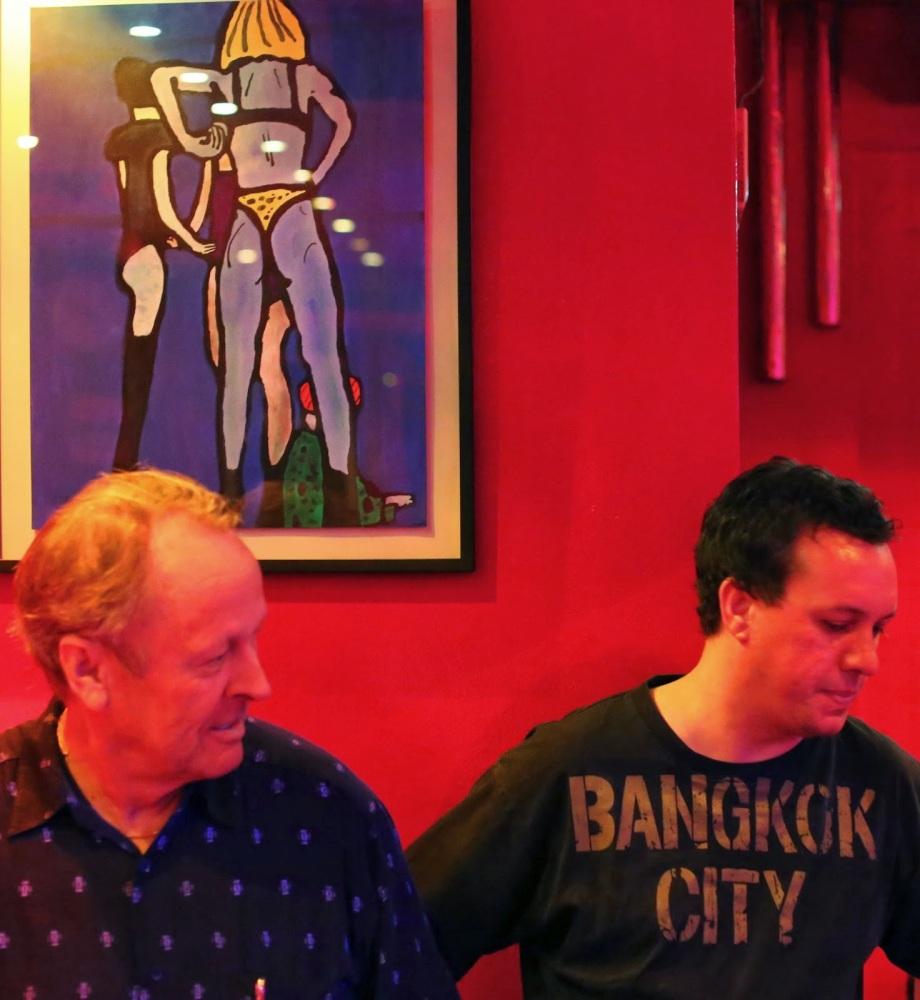 Baccara Bar on Soi Cowboy, Bangkok: The Art of Seduction or the Art of the Deal?  (3/3)