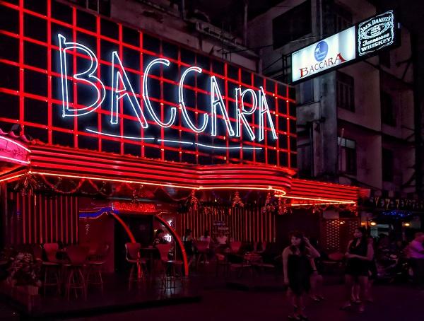 Baccara Bar on Soi Cowboy, Bangkok: The Art of Seduction or the Art of the Deal?  (1/3)