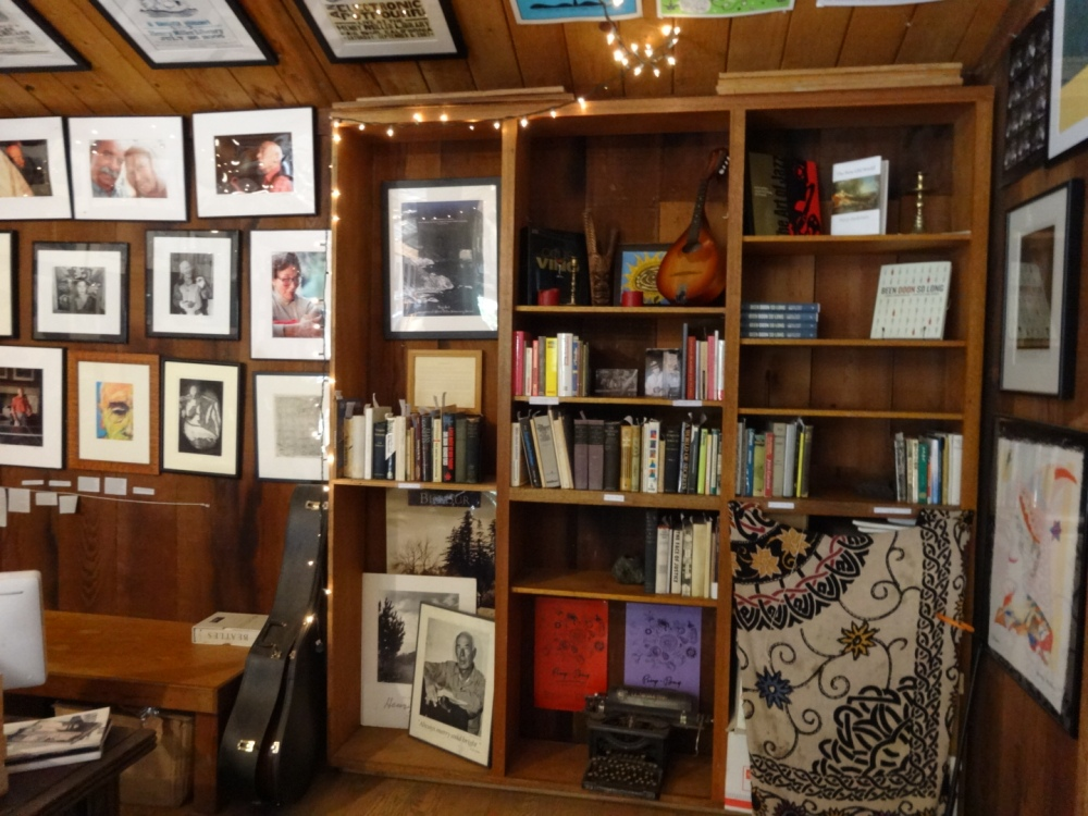 The Henry Miller Memorial Library in Big Sur, California (3/6)