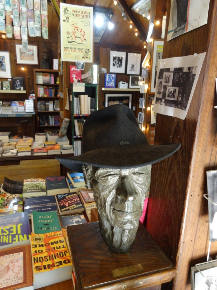 The Henry Miller Memorial Library in Big Sur, California (5/6)