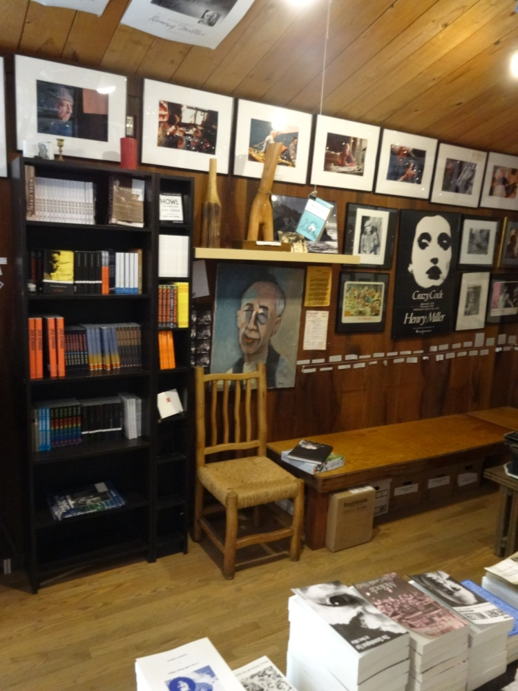 The Henry Miller Memorial Library in Big Sur, California (4/6)