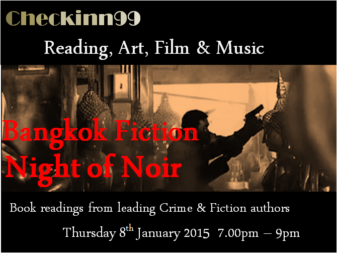 Bangkok Fiction Night of Noir