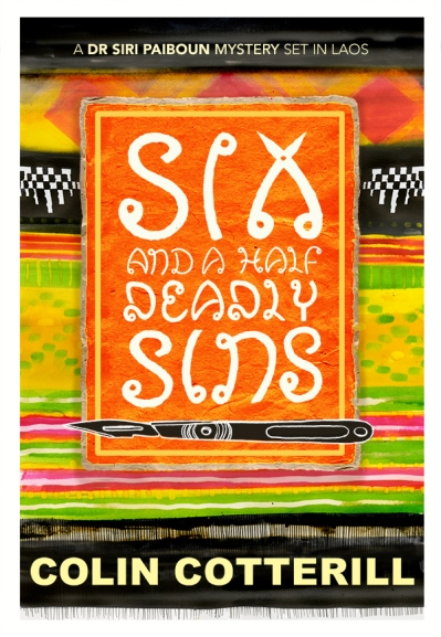 Six and One Half Deadly Sins by Colin Cotterill - Interview