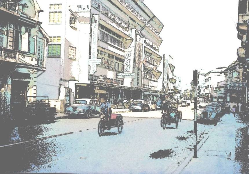 BangkokStreetScene