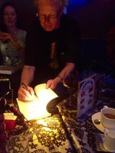 Kevin Cummings Bangkok Beat Book Launch