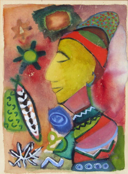 Henry_Miller_Untitled_Watercolor